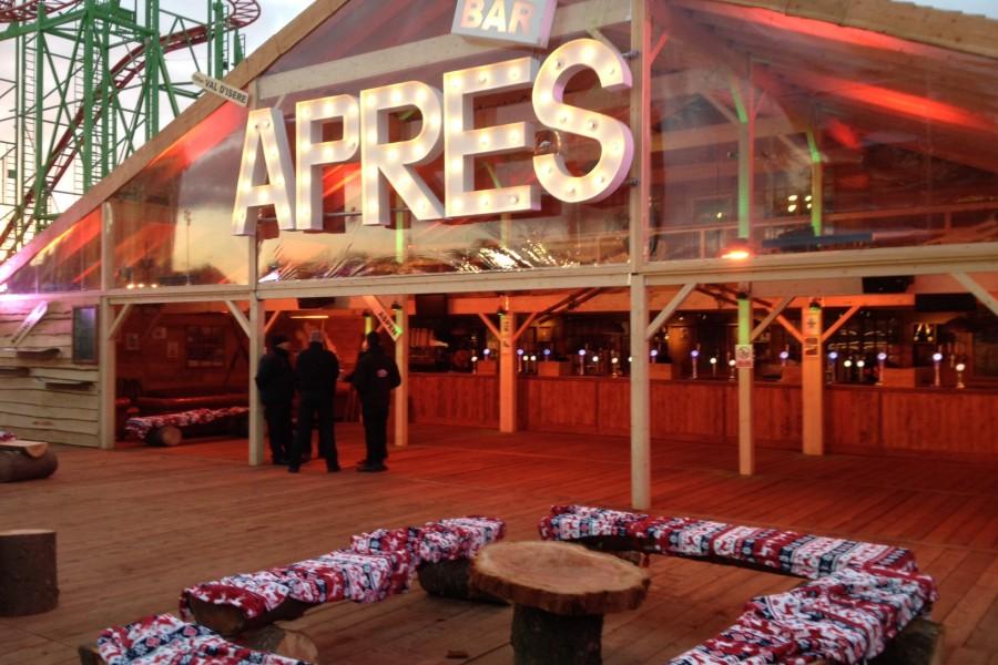 Apres Ski Bar System D Wyder Timber