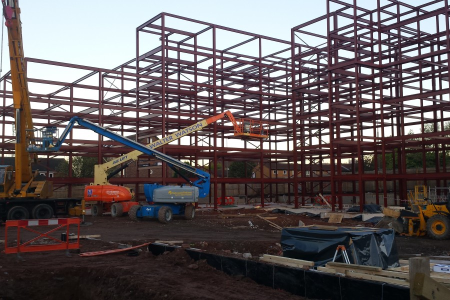 Newry Construction, Queensland Place