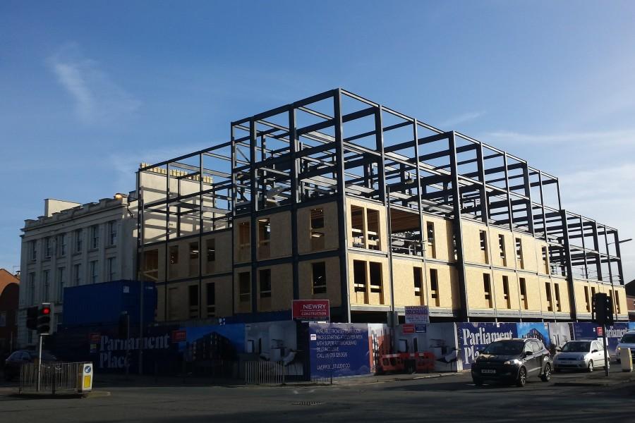 Newry Construction, Parliament Place
