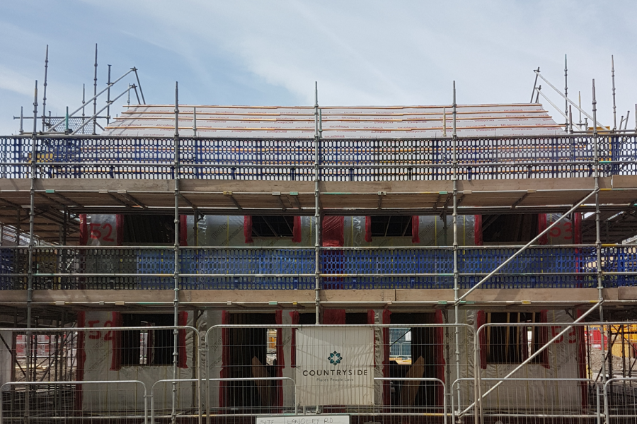 Langley Road Project – Countryside
