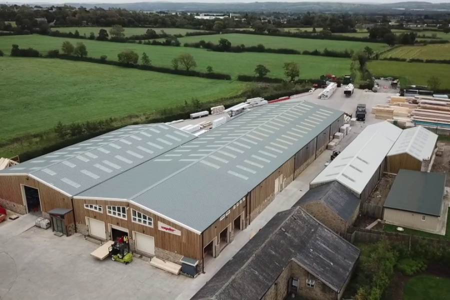 Our New Factory!