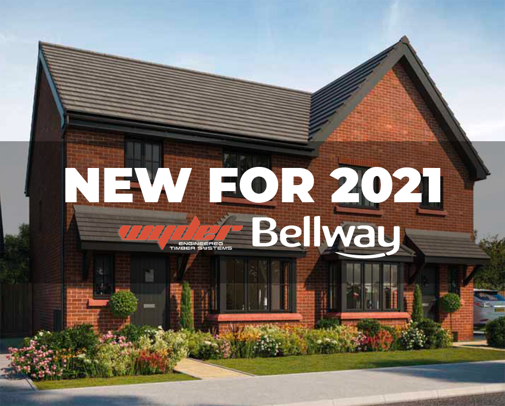NEW Bellway sites for 2021