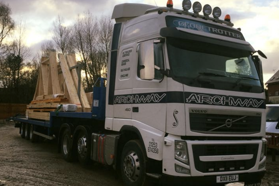 Local Hauliers Archway