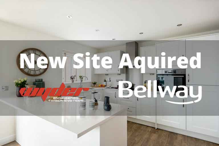 NEW Bellway site for Summer 2021
